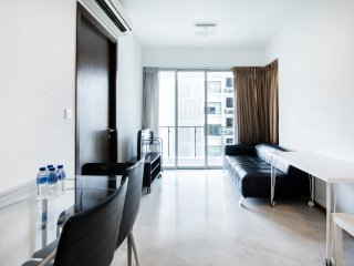 Service with a Lifestyle  Bedroom Apartment 3-5pax