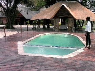 Enviro Guest House - Deluxe Double Room with Balcony 1