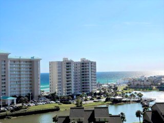 Ariel Dunes I 909-2BR- Gulf Views- Seascape- Updated Kitchen- Real Joy Fun Pass