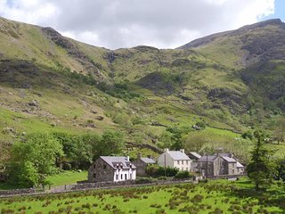 Snowdon House in Snowdonia