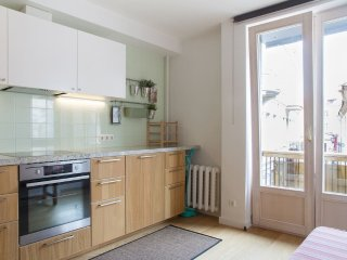 Two-bedroom apartment in Pilies str