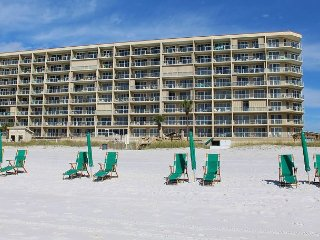 Sterling Sands 111, 2BR/2BA beachfront condo!