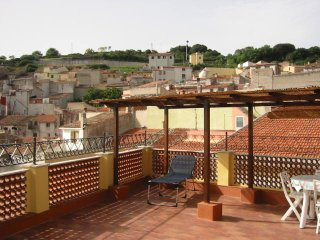 Large Traditional Family home,near Alghero Sardinia