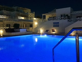 Apartment Mariposa mit Pool, nur 200m vom Strand in La Concha, Playa Honda