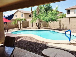 Gorgeous 4 Bedroom/3 Bath with private pool