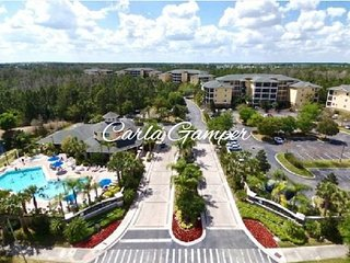 Caribe Cove Resort - 2 BR * Unit Top floor * New Mattress - WiFi/Parking free