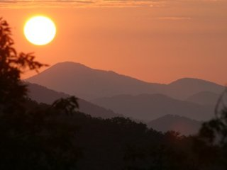 Sunrise Over the Smokies at Southern Sunrise