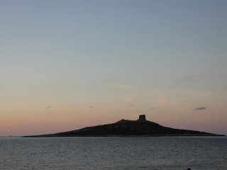 Isola Bianca casa vacanza
