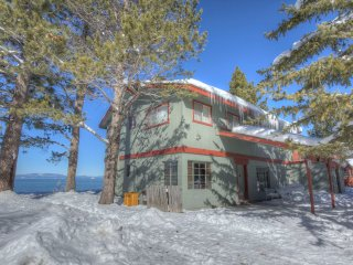 The Lake Front House at Tahoe Meadows ~ RA45222