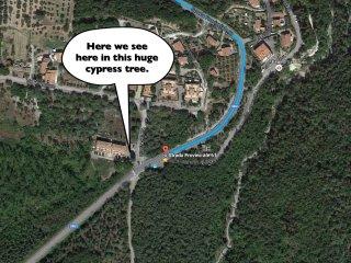 Pied aterre a Bagni San Filippo