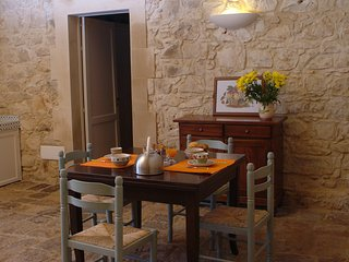 Casa di Pietra - Appartamento in Masseria 4 posti letto
