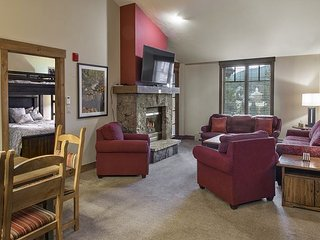 Mountain Thunder 5402 Ski-in Condo Downtown Breckenridge Colorado Vacation