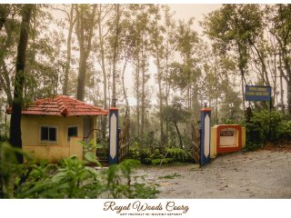 Royal Woods Coorg - Bedroom 4