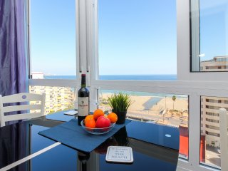 Lovely studio 2nd line beach in Fuengirola