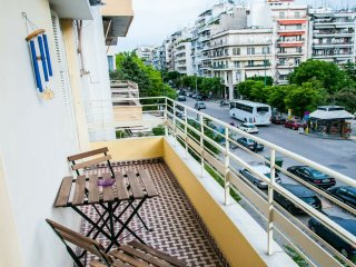 SKG living!   In the center of Thessaloniki!!!!!!