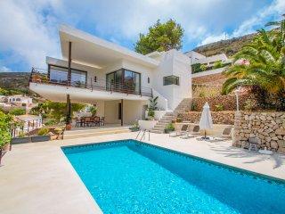 Laja modern holiday home Villa in Moraira