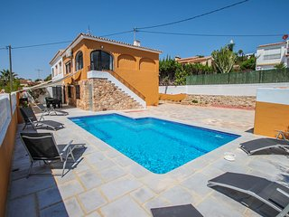 Basetes two stores holiday home villa in Calpe
