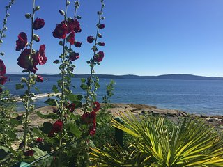 Stunning OCEANFRONT Island Retreat Inn of the Sea~Pool & Hot Tub, Nanaimo