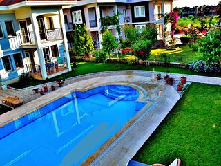 3 bedroomed luxury dublex apartment for peace and quiet  holiday.