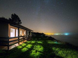 El Mar - única y romántica casa-loft en acantilado con vistas impresionantes