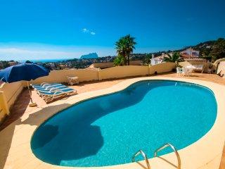 Montemar 53 - Holiday home - Villa in Benissa