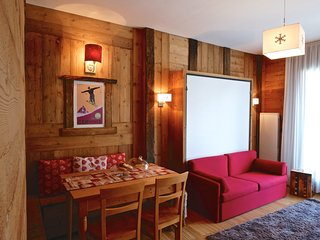 New apartment in Cervinia center