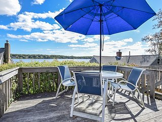 #422: Mate's Quarters: Waterfront w/Water-views! Boat Dock; Dog Friendly