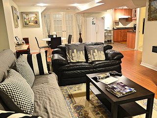 TooGoodStay Furnished Basement Apt w/ 1 bdrm, kitchen and private 3-piece bath