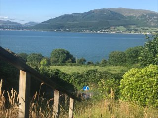 Carlingford Sea Cottage - Unreal views from every window