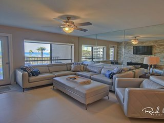 Beach Front Home Makes Your Vacation Dreams Come True!