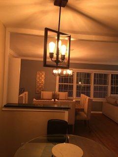 Beautiful new decor