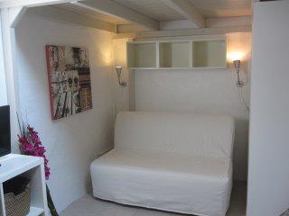 Studio cosy - 2/4 pers - Qt Place de l'HORLOGE