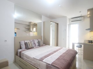 Bassura City Apartment Studio Room in Jakarta