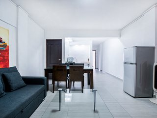 Limited Time Offer Two Bedroom Apartment 2-6pax