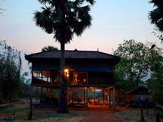 Koh Ker Jungle Lodge , Koh Ker Village,