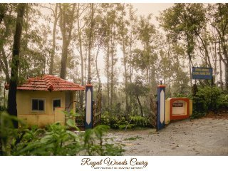 Royal Woods Coorg - Bedroom 5