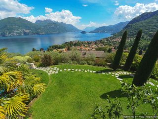 Como Paradise Luxury villa lake Como, Italian Lakes villa rental, villa with poo
