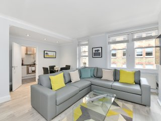 Marylebone High Street Apartment Sleeps 4 with WiFi - 5777582