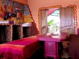 Studio dans maison d'artiste île de Ngor