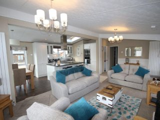Ultimate Luxury Lodge, Perthshire - Pitcairn Lodge