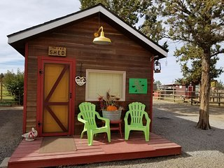 The Shed at the Barnyard(Becky's Bountiful Barnyard)