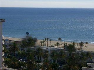 Marbella ciudad, apartamento a 100 m. de la playa,10 min. del casco histórico