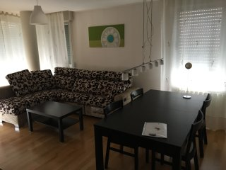 Precioso Apartamento con vistas para 6 personas, junto al centro de Pamplona
