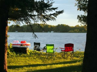 Across the Pond Cottage, a country retreat on Sturgeon Lake