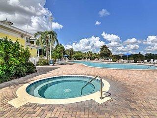 Resort Villa w/Pools, Beach Access 8 Mi. to Disney