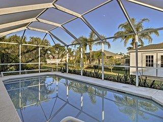 Breezy Cape Coral Home w/ Private Pool Near Gulf!