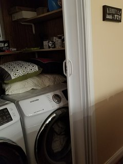 laundry room washer n dryer