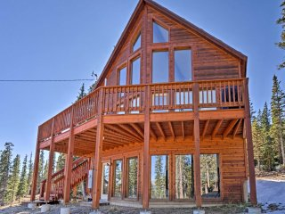 Superb 4BR Fairplay House w/ Great Mountain Views!