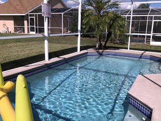 420ML. Lovely 3 Bed 3 Bath Pool Home In DAVENPORT FL.