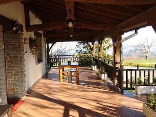 Alquiler casa rural completa cerca de parque natural. Hasta 18 personas